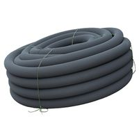 Hancor 04730100BS Perforated/Wrap Regular Single Wall Pipe 100 ft