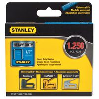 STAPLES HVDY 1250PC 1/2IN