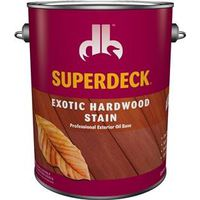 Superdeck 2500 Exotic Transparent Hardwood Stain