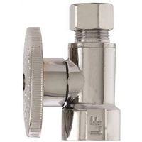 Plumb Pak PP53PCLF 1/4 Turn Straight Shut-Off Valve