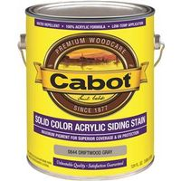 Cabot 800 Self-Priming Solid Color Siding Stain