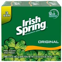 Irish Spring Original Bar Soap