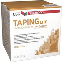 US Gypsum 385244-064 USG Sheetrock - Taping Joint Compound