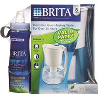 Clorox Sales-Brita 35513 Marina Water Filtration Pitcher