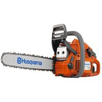 Poulan 445-18 Chain Saw With Smart Start and Fuel Pump