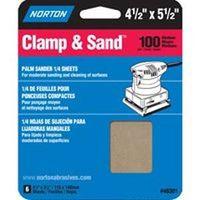 SANDING SHEET 4.5X5.5 100 GRIT
