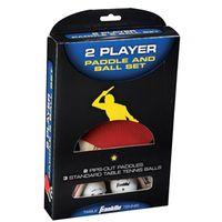 PADDLE/BALL SET 2-PLAYER