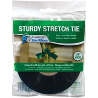 Outdoor Seasons T-007A Stretch Tie Tape 150 ft L x 1/2 in W