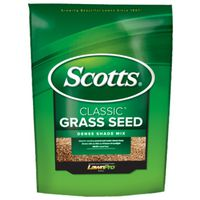 SEED GRASS DENSE SHADE MIX 3LB