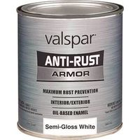 Valspar 21841 Armor Anti-Rust Oil Based Enamel Paint