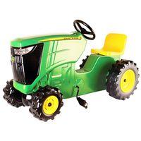 John Deere 34380 Pedal Tractor 38 in L x 19 in W x 6-1/2 in D