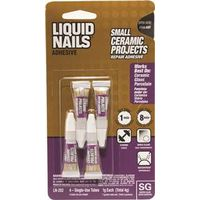 Liquid Nails LN-202 Small Ceramic Projects Repair Adhesive