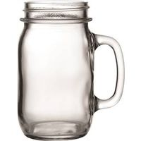MUG 16OZ CANNING JAR