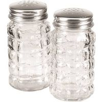 Anchor Hocking 35248  Salt & Pepper Shakers