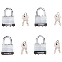 Mintcraft HD-3DX4-3L Laminated Padlock
