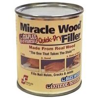 Miracle Wood 902 Quick-Dry Wood Filler