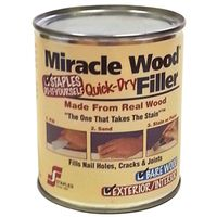 Miracle Wood 903 Quick-Dry Wood Filler