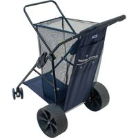 Rio Brands WWC6-WIDE-OG Beach Carts
