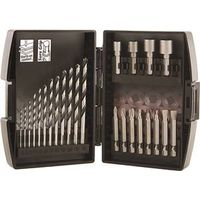 Vulcan 870840OR Drill/Drive Bit Set
