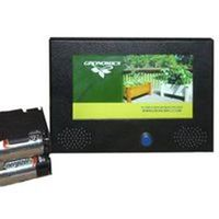 DISPLAY LCD VID BATT OPER 7IN