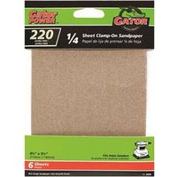 Gator 5030 Clamp-On Power Sanding Sheet