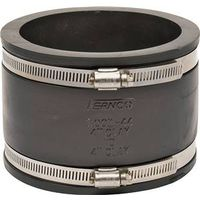 Fernco 1001 Flexible Pipe Stock Coupling