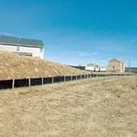 Mutual 14987-2-3606 Economy Silt Fence