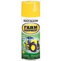 Rustoleum Specialty Rust Preventive Farm Equipment Spray Paint