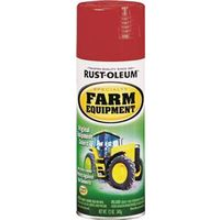 Rustoleum 7466830 Specialty Farm Equipment Spray Paint