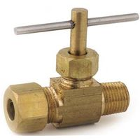 Anderson 759101-0402 Straight Needle Shut-Off Valve