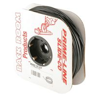 SPLINE BLACK ROLL1/4IN 250FT