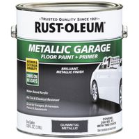 PAINT FLOOR MTLAC GUNMETL 1GAL