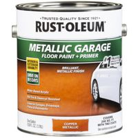 PAINT FLOOR MTLAC COPPER 1GAL