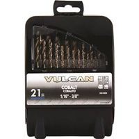 Vulcan 203380OR Index Drill Bit Set