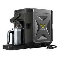 COFFEE BREWER SINGLE SERVE BLK