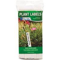 White MINTCRAFT GF-3633 Dolly Plastic Plant 11-Inch