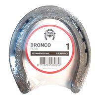 HORSESHOE BRONCO PLAIN SIZE1