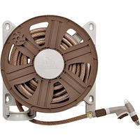 Ames ReelEasy Narrow Profile Side Mount Hose Reel