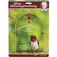 SWING BIRD ARBOR BROWN