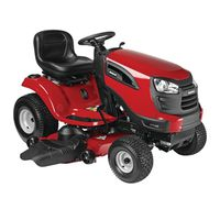 JONSERED LAWN TRACTOR 22HP 48""