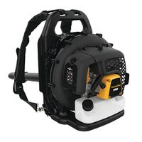 BLOWER BACKPACK POULAN 48CC