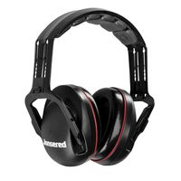 HEARING PROTECTOR LTWT/FLX BLK