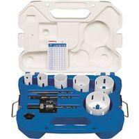Lenox 30856C600L Bi-Metal Electrician Medium Hole Saw Kit
