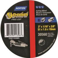 Norton 11396 Type 1 Cut-Off Wheel
