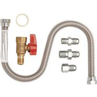 Mr Heater F271239 One Stop Gas Hookup Kit