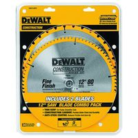 Dewalt DW3128P5 Combination Circular Saw Blade Set