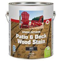 STN PATIO&DCK 3.78L WHT
