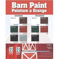 CARD COLOUR PNT BARN PPR