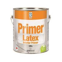 PRMR LATEX INTR 3.78L WHT