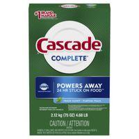 Cascade 34036 Dishwasher Detergent